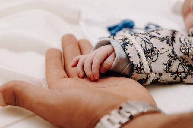 baja paternidad